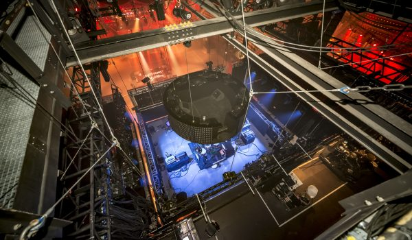 Live Event, Film, TV and Exhibition Rigging – TECS